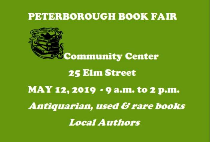 Peterborough Book Fair